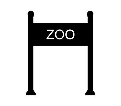 icon zoo gate
