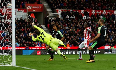 Premier League - Stoke City vs AFC Bournemouth