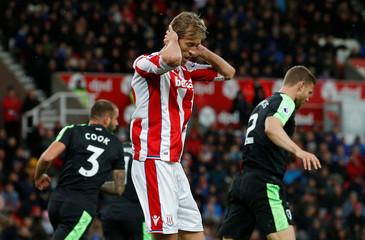 Premier League - Stoke City vs AFC Bournemouth