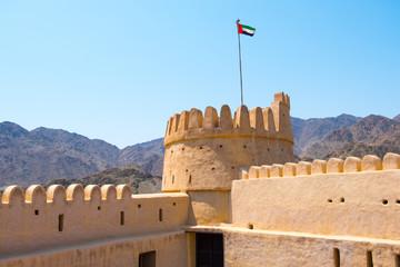 Al Bithnah Fort, Fujairah, UAE