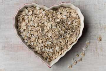 Heart Healthy Oats