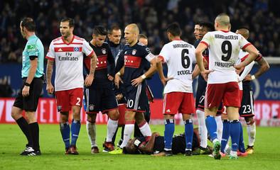 Bundesliga - Hamburg SV vs Bayern Munich