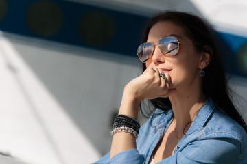 Irina in May