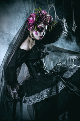 dark muertos lady