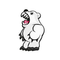White Bear Logo