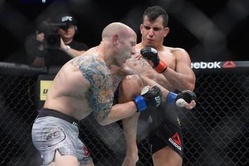 MMA: UFC Fight Night-Gdansk-Arantes vs Emmett