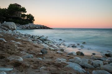 Portonovo, Ancona, Marche, Mare Adriatico, Italia