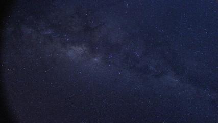Milchstraße in Afrika