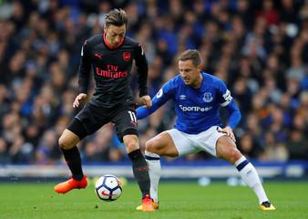 Premier League - Everton vs Arsenal
