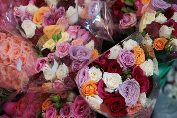 Flower Bouquet is a symbol of love.
