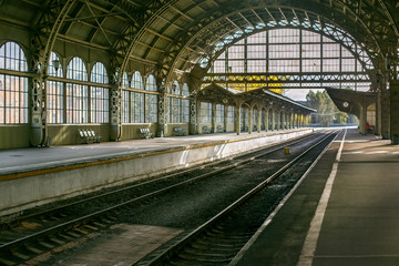 Vitebsky railway station Wall mural