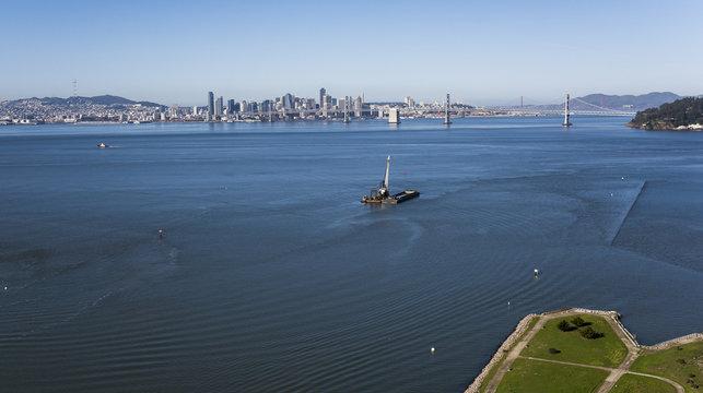 San Francisco and the Bay