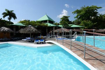 Swimming Pool, Dominican Republic