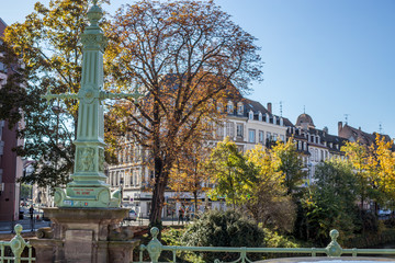 Herrlicher Herbsttag Strasbourg