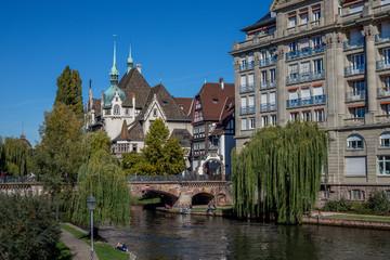 Historisches Schulgebäude in Strasbourg
