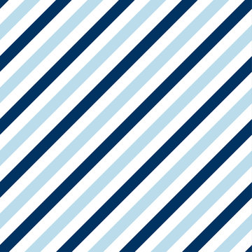 simple seamless pattern with blue stripes. naive geometry line motif