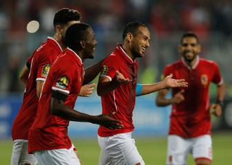CAF Champions League - Semi-Final - Al Ahly vs Etoile du Sahel