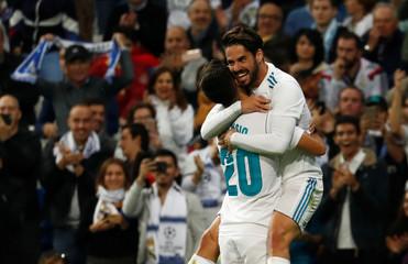 La Liga Santander - Real Madrid vs SD Eibar