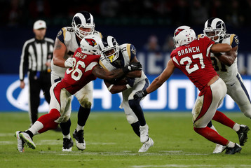 Los Angeles Rams vs Arizona Cardinals - NFL International Series