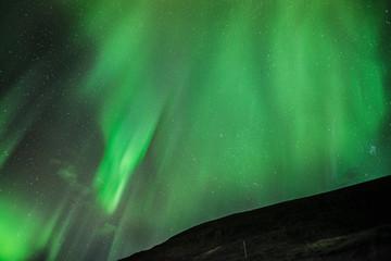 Polarlichter in Bewegung