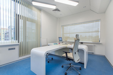 Doctor office interior