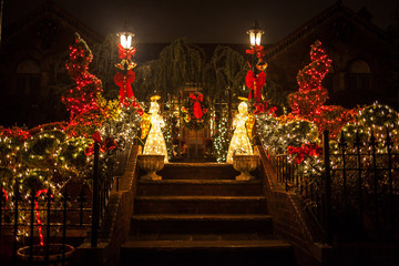 Christmas themes Fotomurales