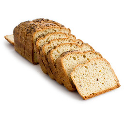 Sliced Toasted Bread