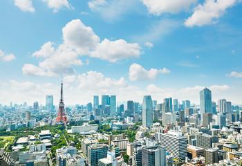 Photo sur Aluminium Tokyo 都市風景 東京