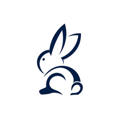 Sit rabbit logo