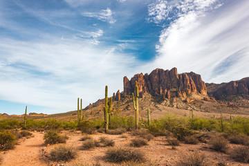 Mesa Desert
