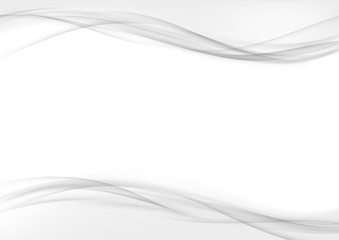 Light weight transparent fashion smooth border lines background