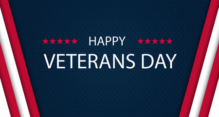 Veterans day. Honoring all who served. Veterans day background. Vector illustration. November 11