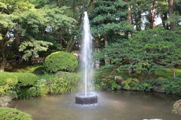 日本最古の噴水