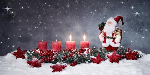 Zweiter Advent mit Nikolaus