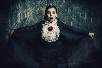 boy dark vampire