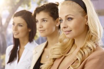 Businesswomen portrait