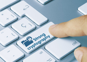 Strong cryptography