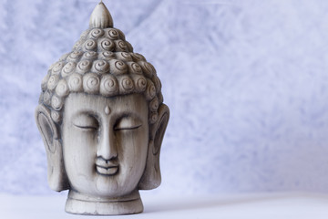 A small figure of the great Buddha master