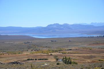 Der entfernte See