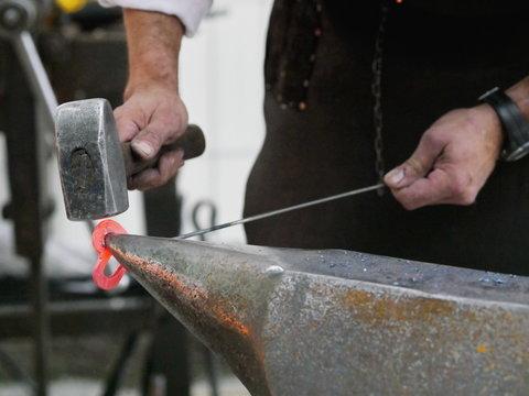 blacksmith iron heart