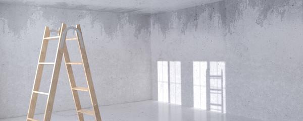 Renovation of a room - 3D Rendering