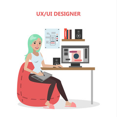 Ux and ui.