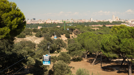 Teleférico de la Casa de Campo, Madrid