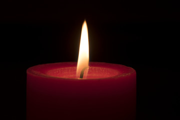 meditative candle