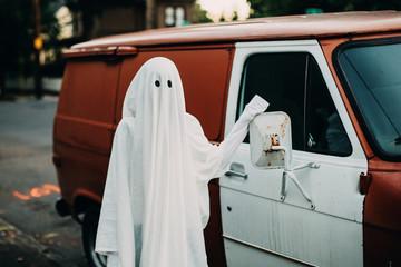 Ghosts like cars