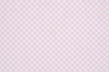 ピンクのチェック柄背景素材テクスチャ