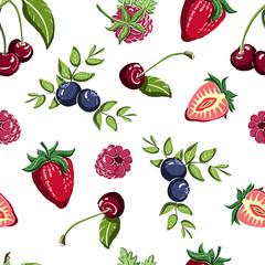 Berry Pattern 51
