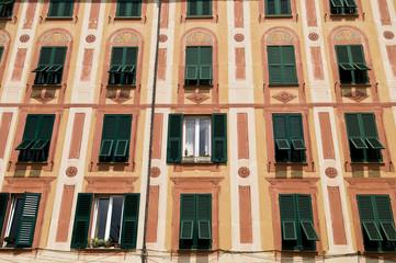 Genovese facades