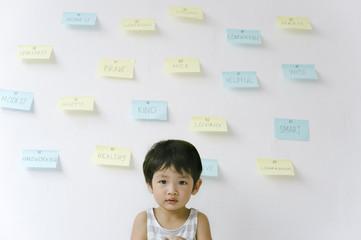 Instilling positive thinking in child