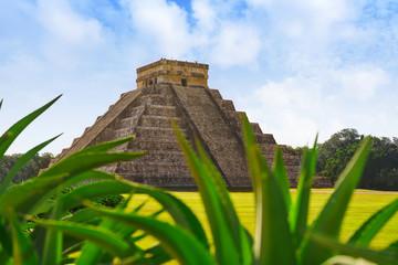 Chichen Itza El Templo Kukulcan temple